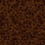 BLANK TEXTILES - Jotdot - Brown