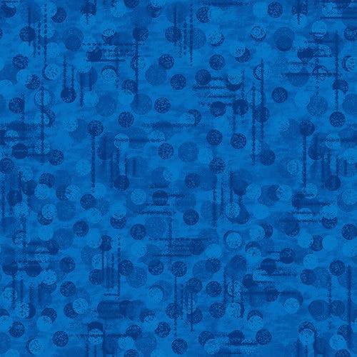 BLANK TEXTILES - Jotdot - Dark Blue