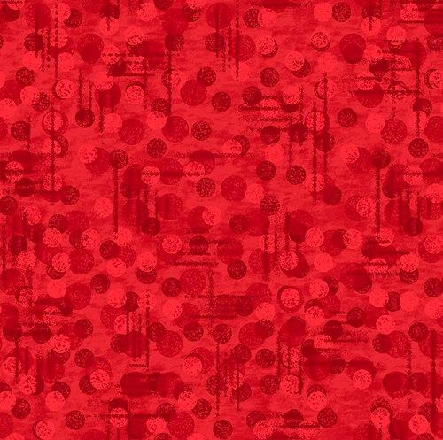 BLANK TEXTILES - Jotdot - Red