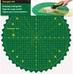 Omnigrid 360 - 14 Inch Rotating Cutting Mat
