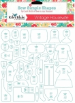 Vintage Housewife Sew Simple Shapes by Lori Holt