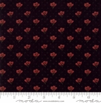 MODA FABRICS - On Meadowlark Pond - Diamond Floral Black