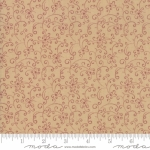MODA FABRICS - On Meadowlark Pond - Dotted Vines Beige
