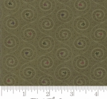 MODA FABRICS - Kansas Trouble Fav 2019 - Basic Blenders Bees Blooms - Light Green