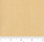MODA FABRICS - Kansas Trouble Fav 2019 - Basic Blenders Bees Blooms Natural - Tan
