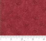 MODA FABRICS - Kansas Trouble Fav 2019 - Basic Blenders Sunflower Song - Red