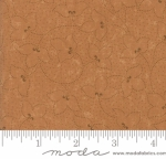 MODA FABRICS - Kansas Trouble Fav 2019 - Basic Blenders Perennials - Gold