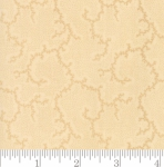 MODA FABRICS - Kansas Trouble Fav 2019 - Basic Blenders Paisley Park Natural - Tan