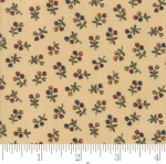 MODA FABRICS - Kansas Trouble Fav 2019 - Basic Blenders Summers End Natural - Tan