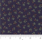 MODA FABRICS - Kansas Trouble Fav 2019 - Basic Blenders Summers End - Dark Blue