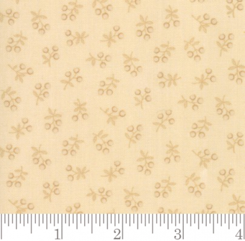 MODA FABRICS - Kansas Trouble Fav 2019- -Basic Blenders Summers End Natural - Tan
