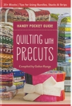 Quilting with Precuts Handy Pocket Guide by C&T Publishing