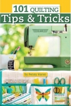 101 Quilting Tips & Tricks Pocket Guide by Penny Haren