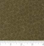 MODA FABRICS - Kansas Trouble Fav 2019 - Basic Blenders Heartfelt - Dark Green