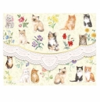Mini Portfolio Cats by Carols Rose Garden