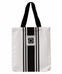 Urban Cottage Small Tote Bag Center Moda Stripe by Moda Fun Stuff