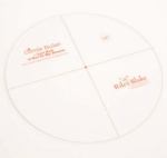 Lori Holt 12 Inch Circle Ruler
