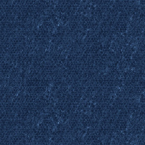 BLANK TEXTILES - Once In A Blue Mood - Dk Blue
