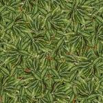 BLANK TEXTILES - Magnolia Mania - Leaves - Green