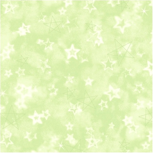 MARCUS BROTHERS - Songbook Flannel Little Star - Green Star