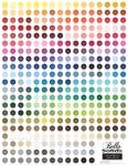 My Favorite Color Is Moda Multi Panel 36x44 by Moda Precuts