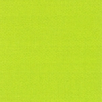 MODA FABRICS - Bella Solids - Acid Green