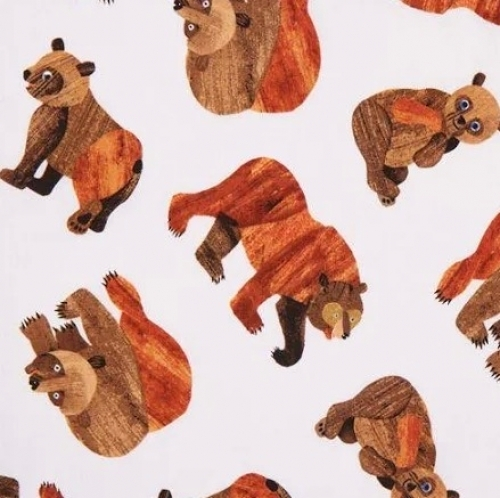 ANDOVER - Beary Happy By Eric Carle