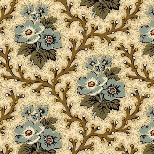 ANDOVER - Chatham Hall - Large Floral - #2233-