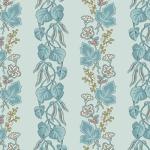ANDOVER - Super Bloom - Edyta Sitar of Laundry Basket Quilts - Bleeding Heart - Dakota Sky