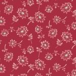 ANDOVER - Super Bloom - Edyta Sitar of Laundry Basket Quilts - Dandelion - Ruby