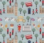 LEWIS & IRENE - Britannia - Royal Britannia Blue