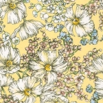 KAUFMAN - Natures Notebook - Buttercup