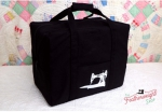 Featherweight Case Tote Bag - Black by Featherweight Shop
