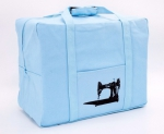 Featherweight Case Tote Bag - Blue by Featherweight Shop