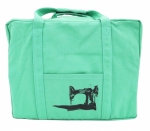 Featherweight Case Tote Bag - Jade Green by Featherweight Shop