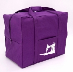 Featherweight Case Tote Bag - Purple1 by Featherweight Shop