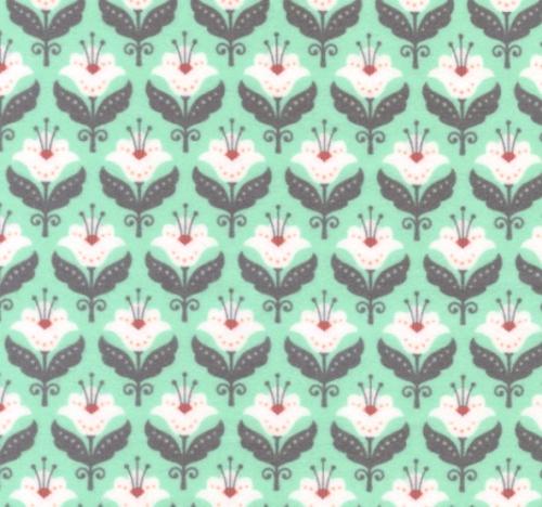 KAUFMAN - Fleurie - Flannel - Leaf