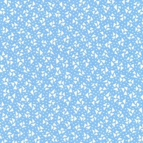 KAUFMAN - Sunshine Garden - Blue