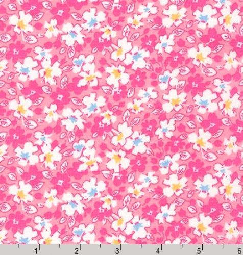 KAUFMAN - Darlenes Favorite - Camellia