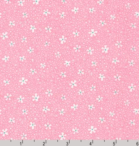 KAUFMAN - Darlenes Favorite - Baby Pink