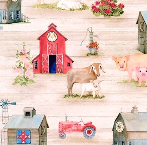 KAUFMAN - Down On The Farm Digital - Country