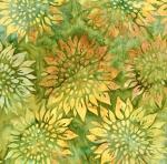 KAUFMAN - Summer Flowers - Grass - K75079-