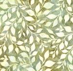 KAUFMAN - Summer Flowers - Sage - K75102-