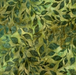 KAUFMAN - Summer Flowers - Leaf - K75080-