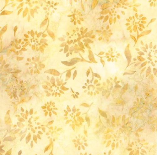 KAUFMAN - Summer Flowers - Sunflower - K45026-