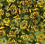 KAUFMAN - Summer Flowers - Meadow - K75085-