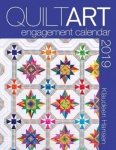 2019 Quilt Art Engagement Calendar by Klaudeen Hansen