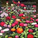 2018 AQS Wall Calendar