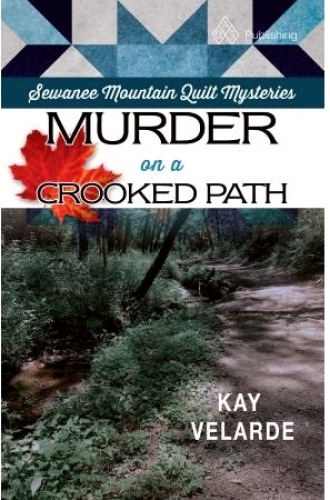 Murder on a Crooked Path - Softcover