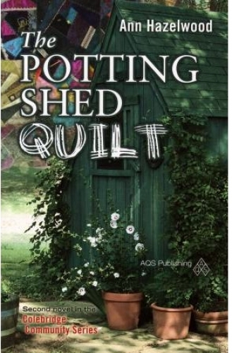 Potting Shed Quilt - Softcover